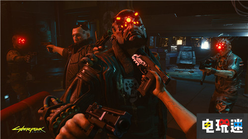 爱玩游戏的Lady GaGa将参与《赛博朋克2077》制作 电玩迷资讯 第3张