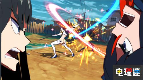 《斩服少女:异布》发售日公开 双神衣对决 电玩迷资讯 第1张