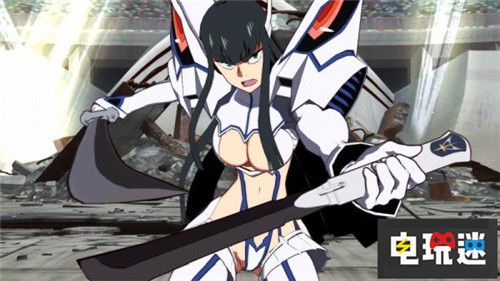 《斩服少女:异布》发售日公开 双神衣对决 电玩迷资讯 第4张