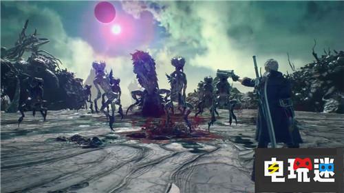 《鬼泣5》将于愚人节免费更新血宫模式 STEAM 第2张