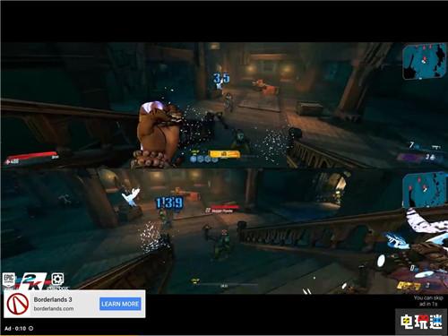 《无主之地3》广告泄露新UI与属性伤害 电玩迷资讯 第1张