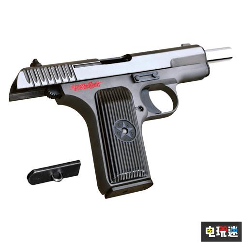万魔枪 《女神异闻录5》Joker手枪模型公开 索尼PS 第5张
