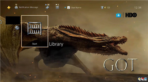 PSN美服免费推出《权力的游戏》与《战神》PS4动态主题 索尼PS 第3张