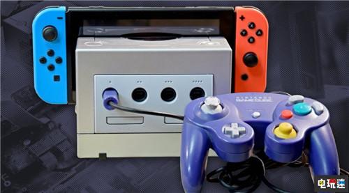 玩家自制神还原任天堂GameCube logo储存架 任天堂SWITCH 第1张