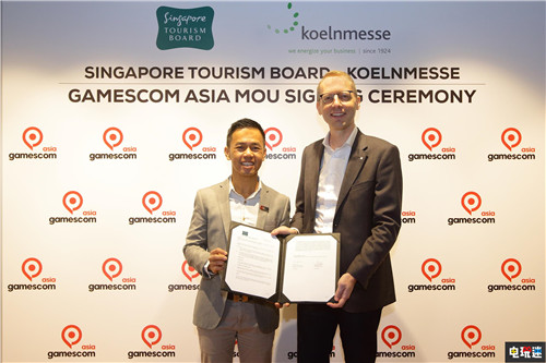 科隆游戏展开启海外新展会计划定位亚洲新加坡 电玩迷资讯 第2张
