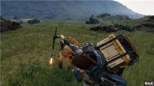 小岛秀夫公开《死亡搁浅》超长预告片 游戏11月8日发售 索尼PS 第8张