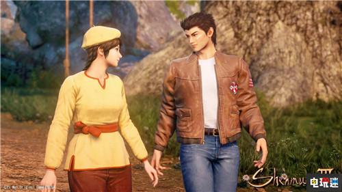《莎木3》宣布延期至11月 细节还需打磨 PC PS4 铃木裕 莎木3 电玩迷资讯  第4张