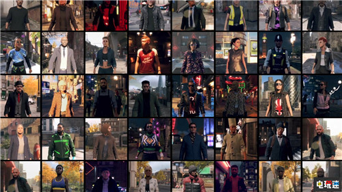 E3 2019育碧发布会汇总:《看门狗:军团》领衔 没有《细胞分裂》 电玩迷资讯 第4张