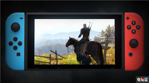 E3:Switch版《巫师3》主机模式720P 手持模式540P 任天堂SWITCH 第1张