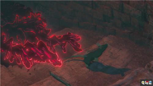 E3:《塞尔达传说:旷野之息》续作主题或偏阴暗 任天堂SWITCH 第4张