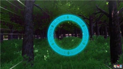 《小魔女学园》推出VR游戏 骑扫帚竞速 VR 小魔女学园:扫帚竞速 小魔女学园 VR及其它  第3张