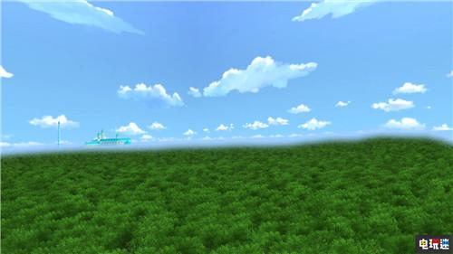 《小魔女学园》推出VR游戏 骑扫帚竞速 VR 小魔女学园:扫帚竞速 小魔女学园 VR及其它  第5张