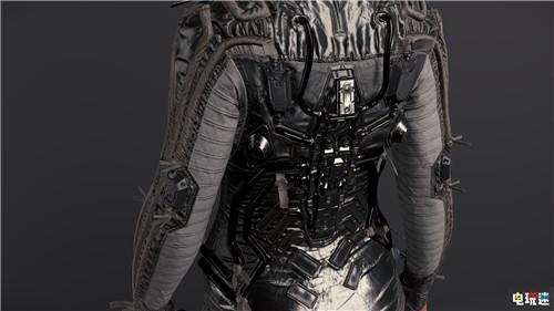 官方COS指南《赛博朋克2077》公开游戏角色细节图 电玩迷资讯 第4张