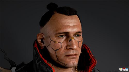 官方COS指南《赛博朋克2077》公开游戏角色细节图 电玩迷资讯 第6张