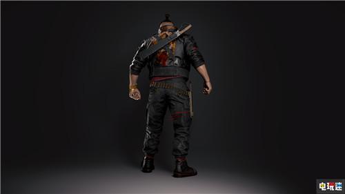 官方COS指南《赛博朋克2077》公开游戏角色细节图 电玩迷资讯 第7张