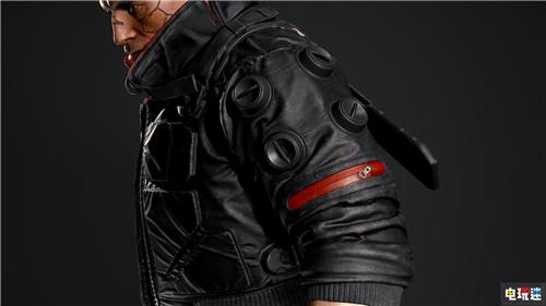 官方COS指南《赛博朋克2077》公开游戏角色细节图 电玩迷资讯 第8张