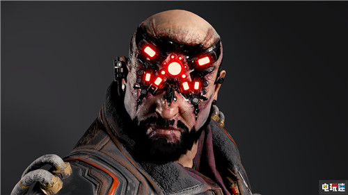 官方COS指南《赛博朋克2077》公开游戏角色细节图 电玩迷资讯 第10张
