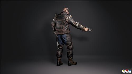 官方COS指南《赛博朋克2077》公开游戏角色细节图 电玩迷资讯 第11张