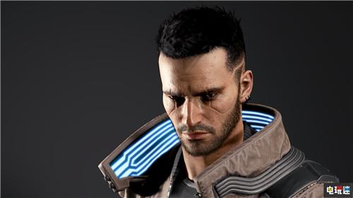 官方COS指南《赛博朋克2077》公开游戏角色细节图 电玩迷资讯 第13张