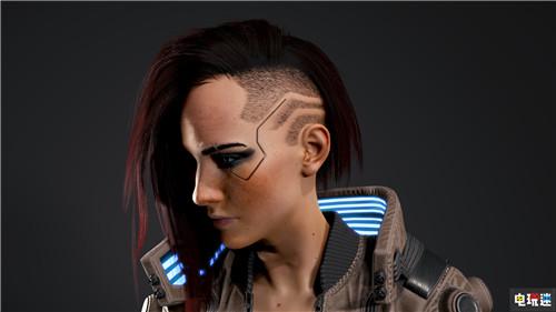 官方COS指南《赛博朋克2077》公开游戏角色细节图 电玩迷资讯 第16张