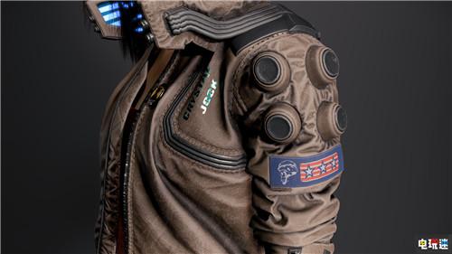 官方COS指南《赛博朋克2077》公开游戏角色细节图 电玩迷资讯 第17张