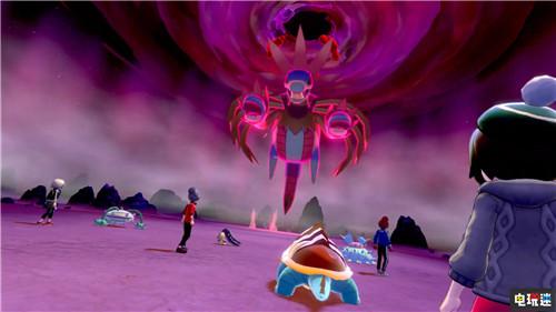 《精灵宝可梦:剑盾》新预告 大嘴娃等一众宝可梦登场 任天堂SWITCH 第6张