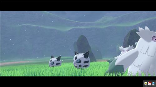 《精灵宝可梦:剑盾》新预告 大嘴娃等一众宝可梦登场 任天堂SWITCH 第5张