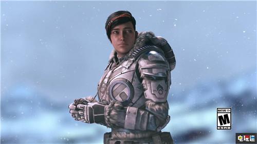 微软推出《战争机器5》冰河主题XboxOneX 包含系列作品 微软XBOX 第3张