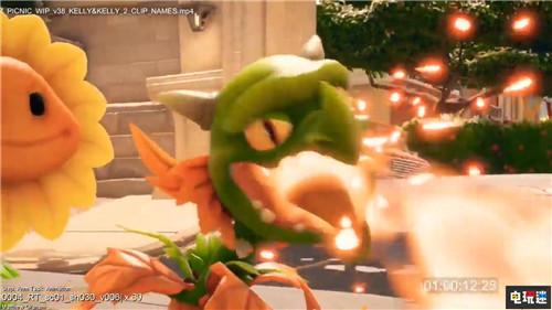 《植物大战僵尸:邻居之战》泄露预告片 花园战争新作或将登场 电玩迷资讯 第4张