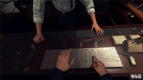 欧洲评级机构透露《黑色洛城:VR档案》将登陆PSVR 索尼PS 第3张
