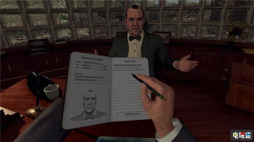 欧洲评级机构透露《黑色洛城:VR档案》将登陆PSVR 索尼PS 第4张