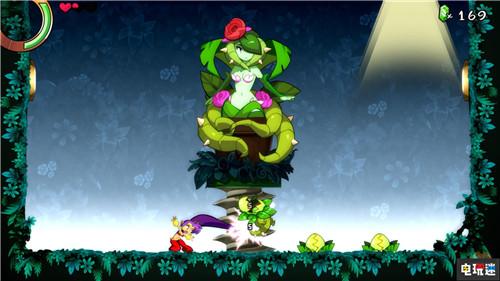 可爱舞娘半精灵桑塔最新作正式定名《桑塔与七塞壬》 电玩迷资讯 第2张