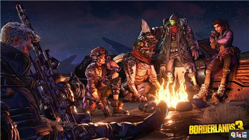 《无主之地3》中途换虚幻4制作 因为可跨世代 电玩迷资讯 第3张