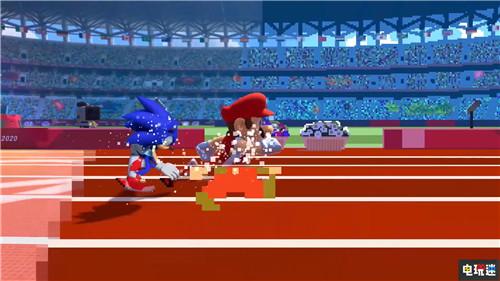 FC与MD《马力欧与索尼克 2020东京奥运》公开复古模式 任天堂SWITCH 第2张
