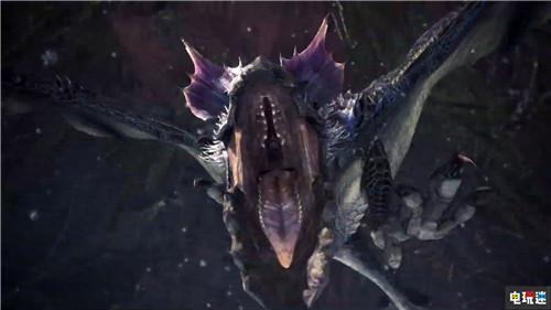 《怪物猎人世界:冰原》新怪兽公开黑狼鸟疯狂回归 电玩迷资讯 第2张