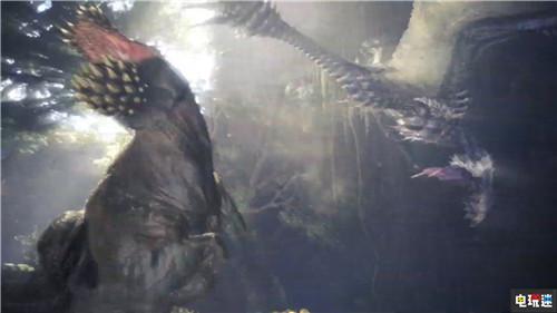 《怪物猎人世界:冰原》新怪兽公开黑狼鸟疯狂回归 电玩迷资讯 第3张