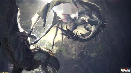 《怪物猎人世界:冰原》新怪兽公开黑狼鸟疯狂回归 电玩迷资讯 第4张
