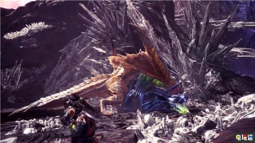 《怪物猎人世界:冰原》新怪兽公开黑狼鸟疯狂回归 电玩迷资讯 第6张