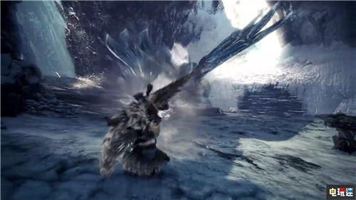 《怪物猎人世界:冰原》新怪兽公开黑狼鸟疯狂回归 电玩迷资讯 第8张