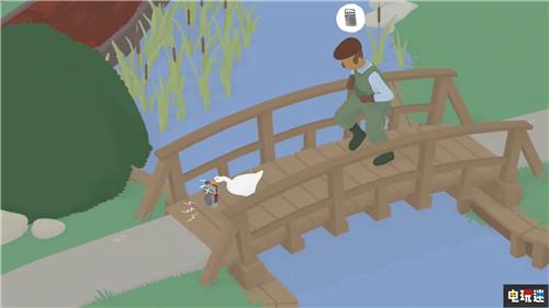 《大鹅模拟器》宣布9月20日发售 祸害乡里的大白来了 任天堂SWITCH 第3张