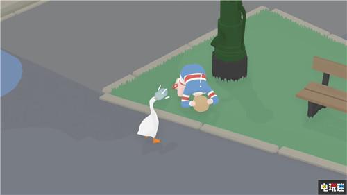 《大鹅模拟器》宣布9月20日发售 祸害乡里的大白来了 任天堂SWITCH 第2张