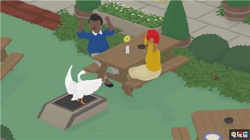 《大鹅模拟器》宣布9月20日发售 祸害乡里的大白来了 任天堂SWITCH 第7张