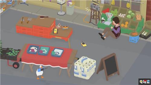 《大鹅模拟器》宣布9月20日发售 祸害乡里的大白来了 任天堂SWITCH 第5张