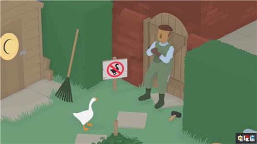 《大鹅模拟器》宣布9月20日发售 祸害乡里的大白来了 任天堂SWITCH 第6张
