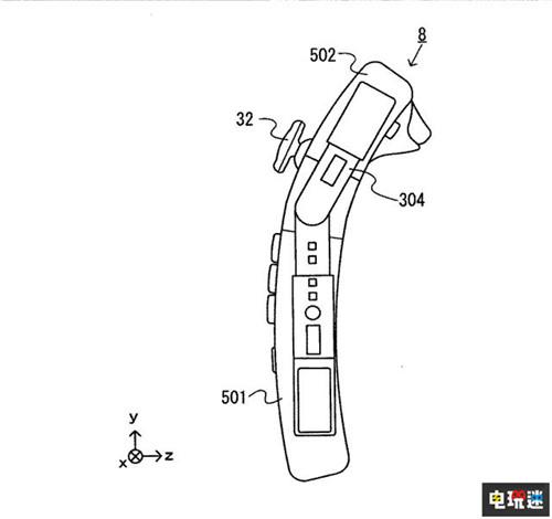 任天堂推出Joy-Con新专利 手柄可折叠 任天堂SWITCH 第8张