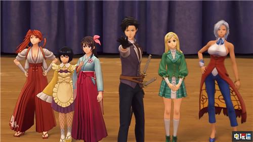 TGS2019:《新樱花大战》公开柏林华击团与横山智佐配音角色 索尼PS 第1张