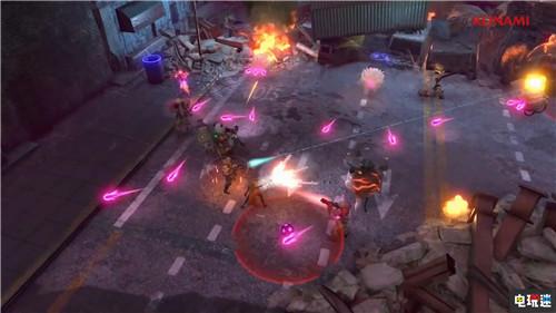 《魂斗罗:流氓军团》公开新预告 国宝熊猫射爆一切 电玩迷资讯 第10张