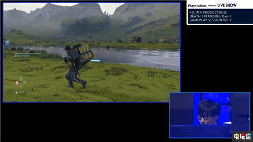 TGS2019:《死亡搁浅》40分钟演示 快递员真辛苦 索尼PS 第1张
