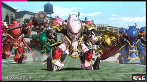 《新樱花大战》宣布推出TV动画 2020年上映 PS4 世嘉 SEGA 帝国华击团 新樱花大战 索尼PS  第5张