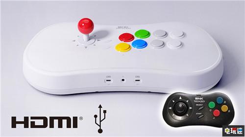 NEOGEO街机控制器Pro公开游戏阵容 SNK格斗经典大合集 电玩迷资讯 第3张